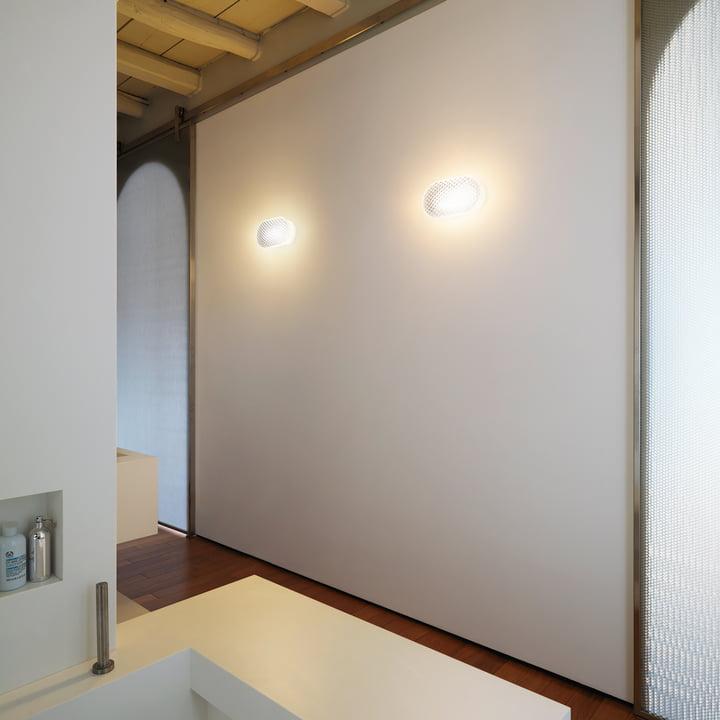 Angenehme Beleuchtung im Badezimmer