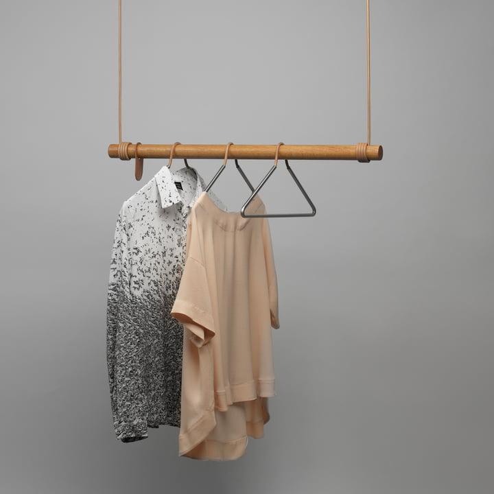 Hanger Kleiderbügel und Swing Hängegarderobe von LindDNA