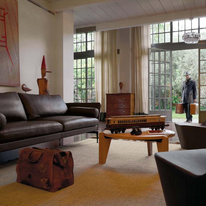 Suita Sofa 3-Sitzer von Vitra