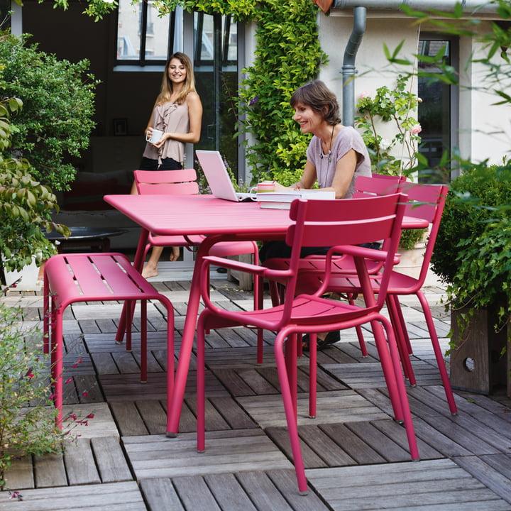 Luxembourg Produkte in knalligen Farben