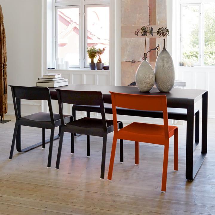 Bellevie Stuhl in verschiedenen Farben