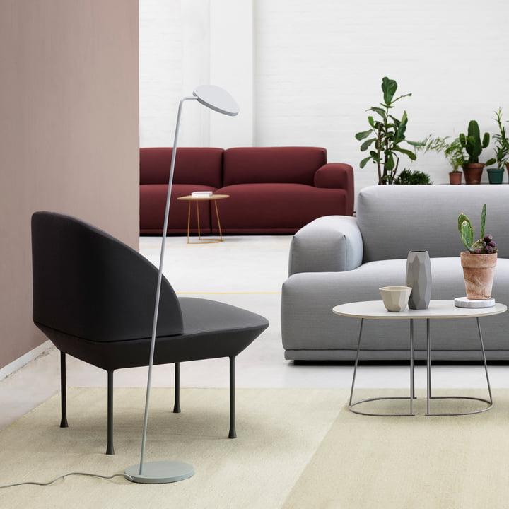 Skandinavisches Design fürs Wohnzimmer