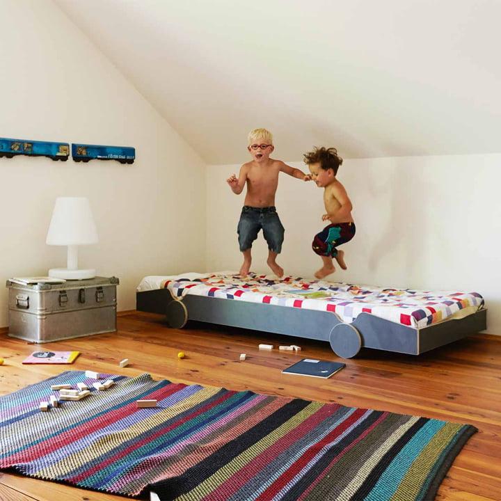 Speedoletto Kinderbett von Fanny Rognone