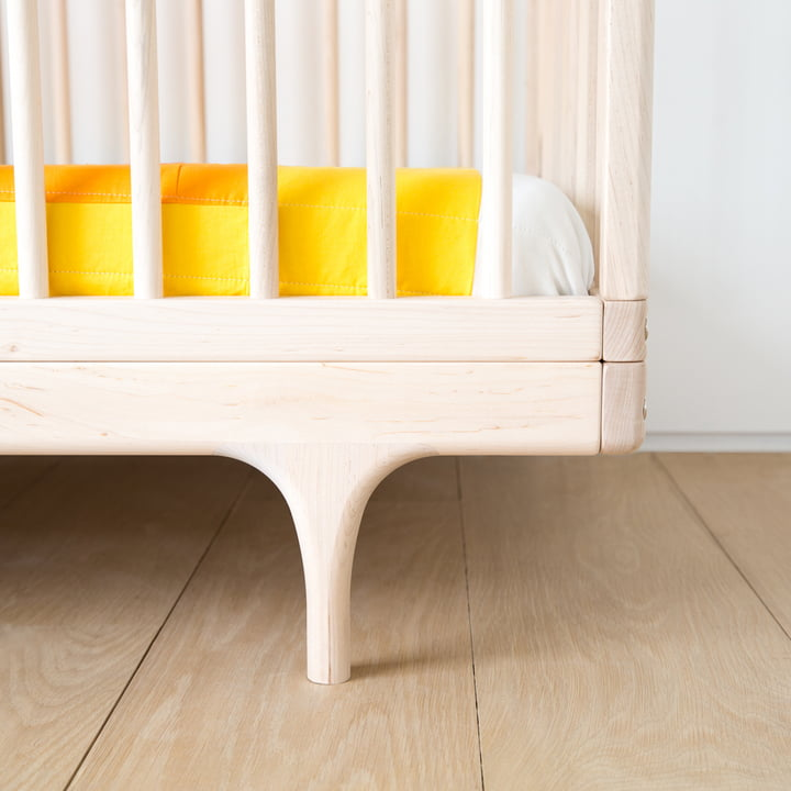 Babybett Caravan Crib mit filigranen Beinen