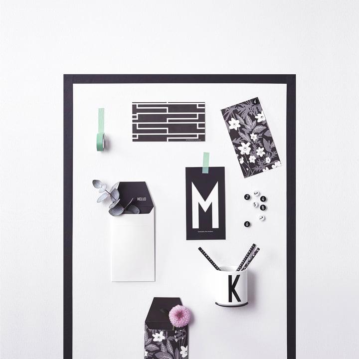 Grusskarten von Design Letters