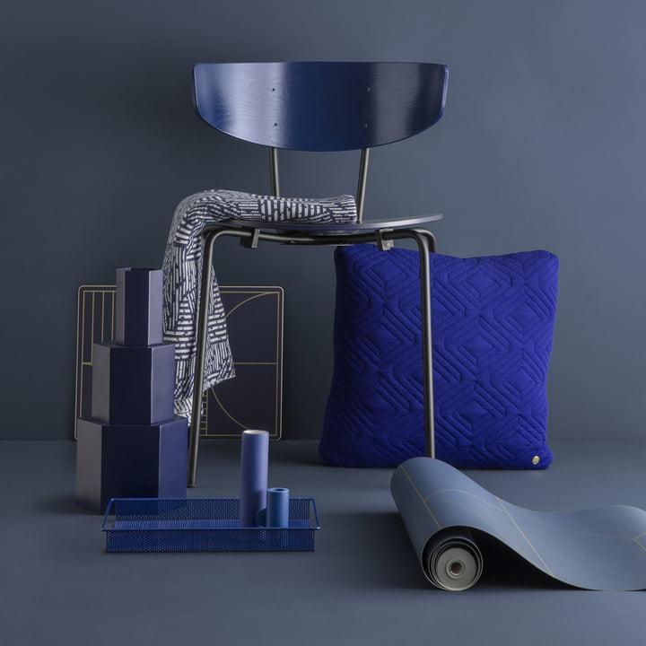 Herman Chair und Maze Decke