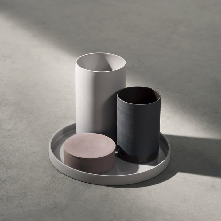 Cylindrical Kollektion von Menu