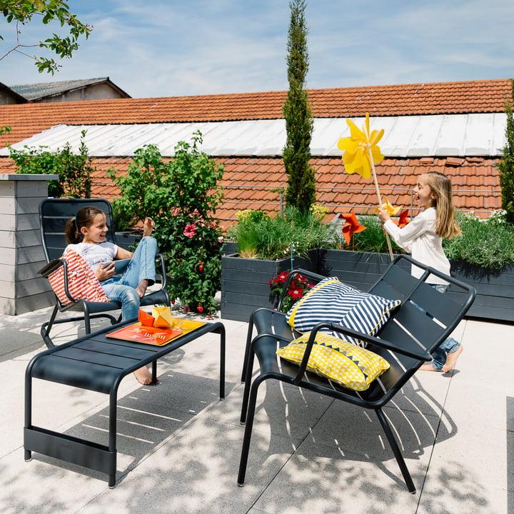 Outdoor Kissen und Luxembourg Möbel