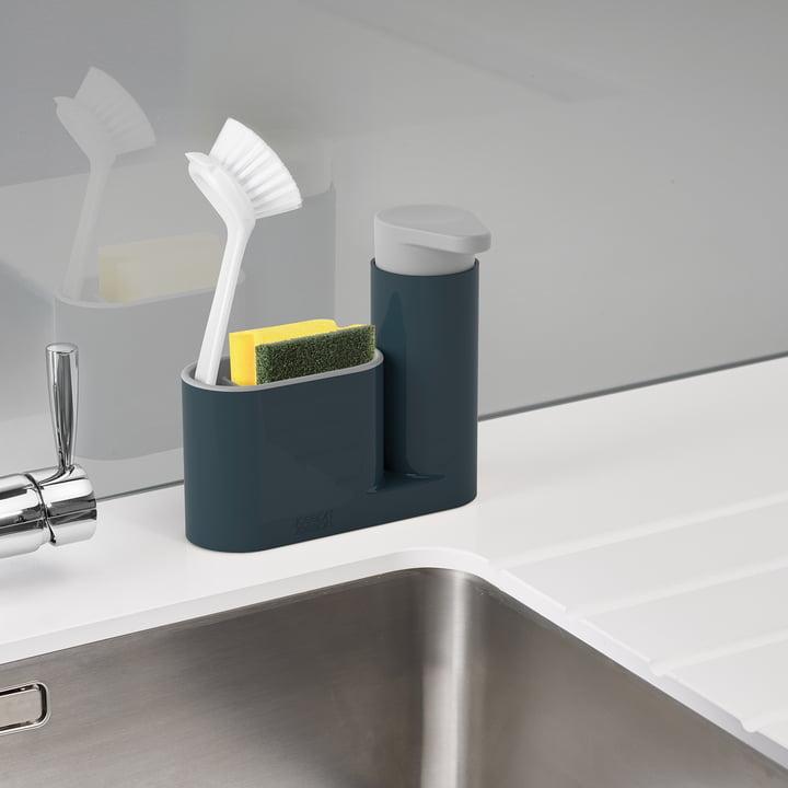 2-teiliges SinkBase Spülbecken-Reinigungs-Set
