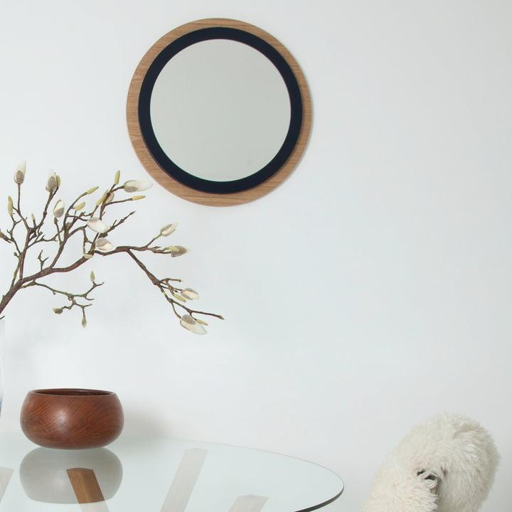 The Hansen Family - Mirror, schwarz