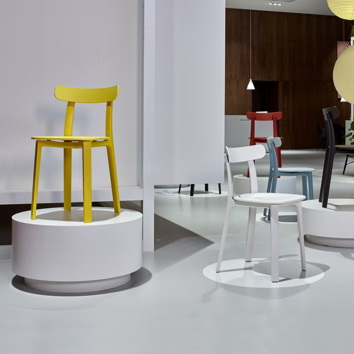 Der All Plastic Chair von Vitra