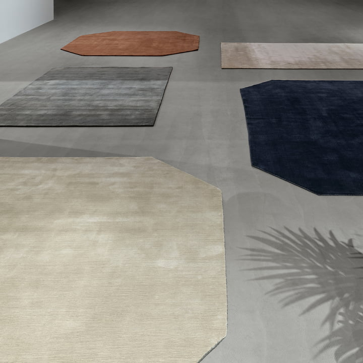 Die &Tradition - The Moor Rug Teppiche