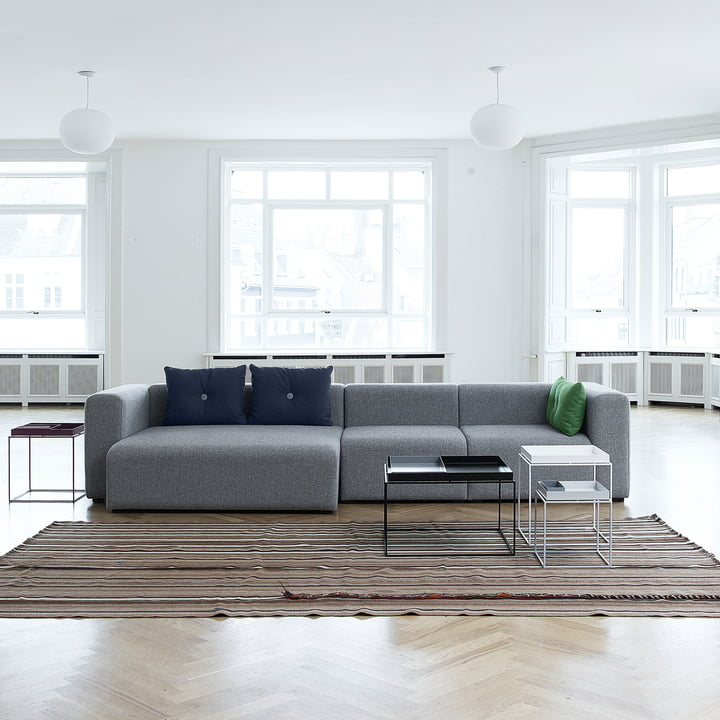 Kompaktes Mags Modul-Sofa von Hay