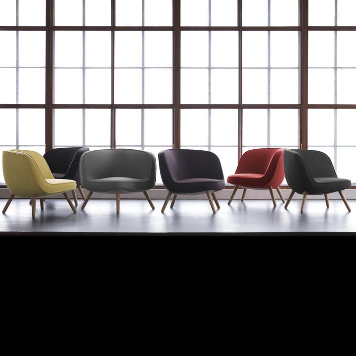 Fritz Hansen - Lounge Chair VIA57