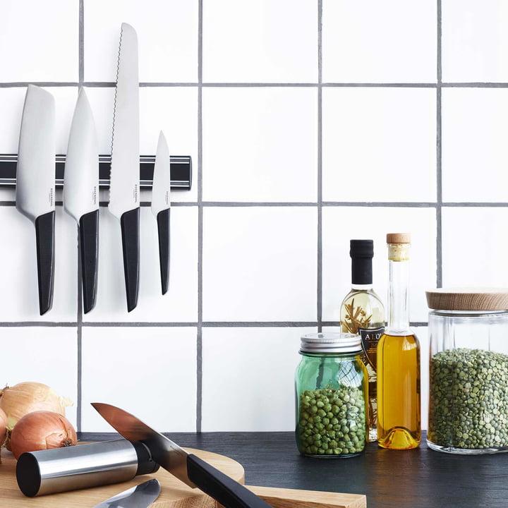 Küchenmesser und Schleifer von Rosendahl