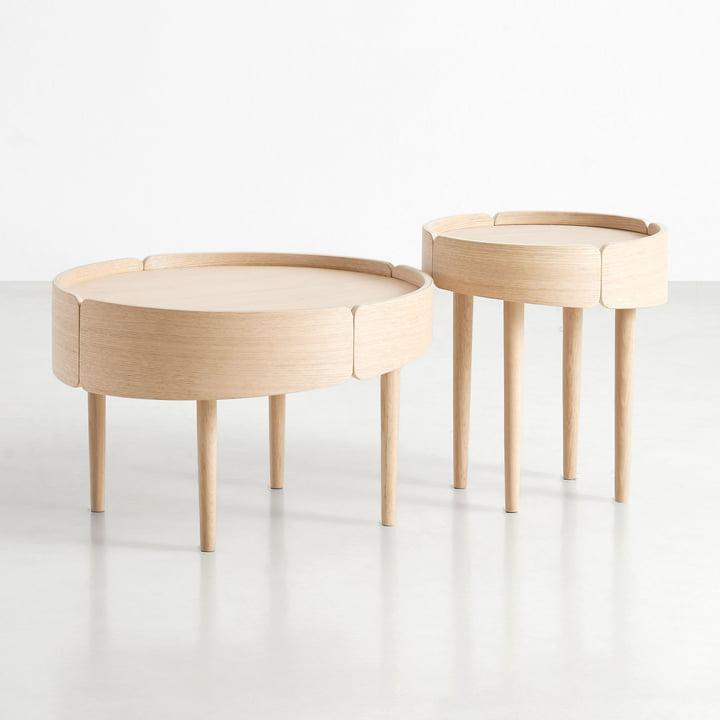 Skirt Coffee Table von Woud