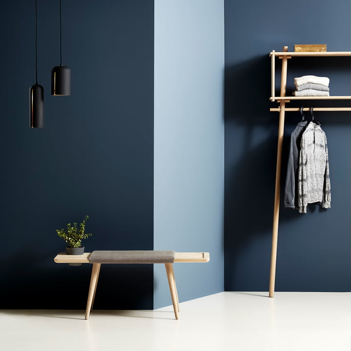 t jbox garderobe von woud bei kaufen. Black Bedroom Furniture Sets. Home Design Ideas