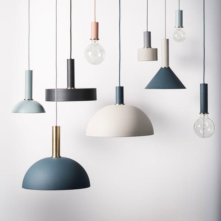 Collect Lighting Pendelleuchten-Serie