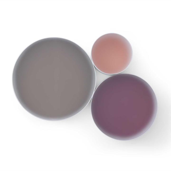 Blur Box in verschiedenen Grössen und Farben