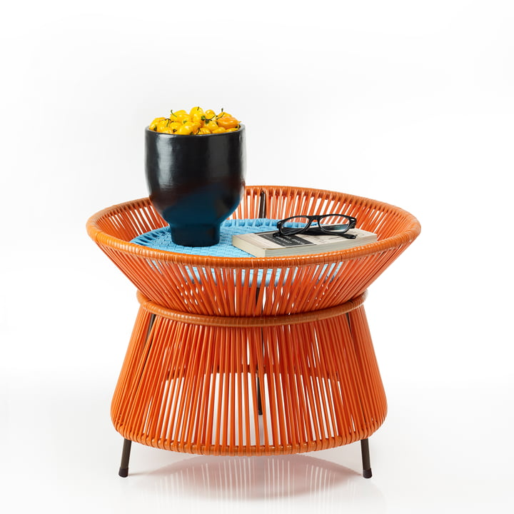caribe Basket Table mit Barro Topf