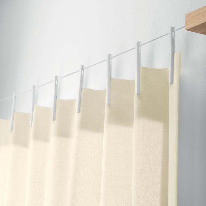 Ready Made Curtain 140 x 290 cm von Kvadrat im Detail
