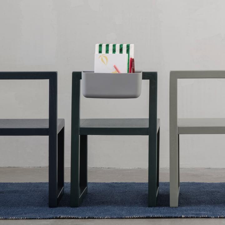 Little Architect Pocket mit Stuhl von ferm Living