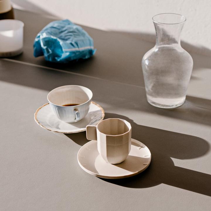 Paper Porcelain Serie von Hay