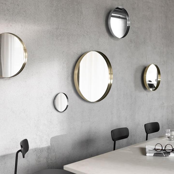 Darkly Spiegel von Menu in verschiedenen Grössen