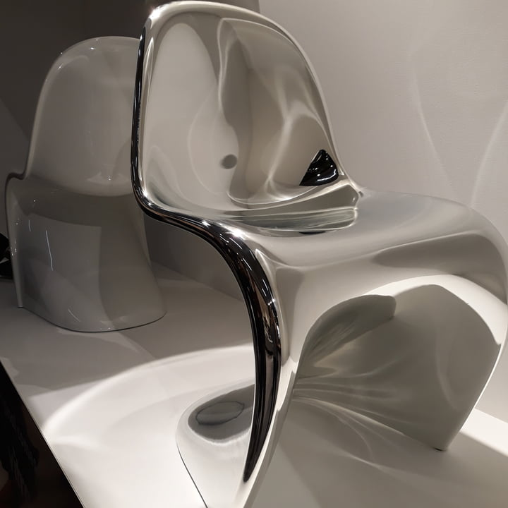 Panton Glow Chrome imm Cologne