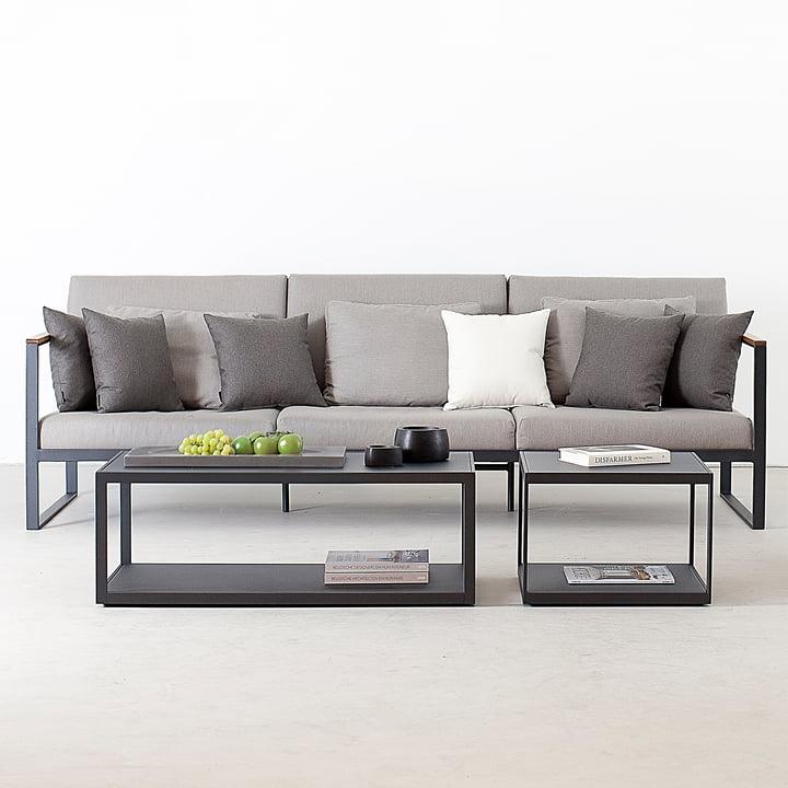 Garden easy 3 sitzer sofa von r shults - Gartensofa 3 sitzer ...