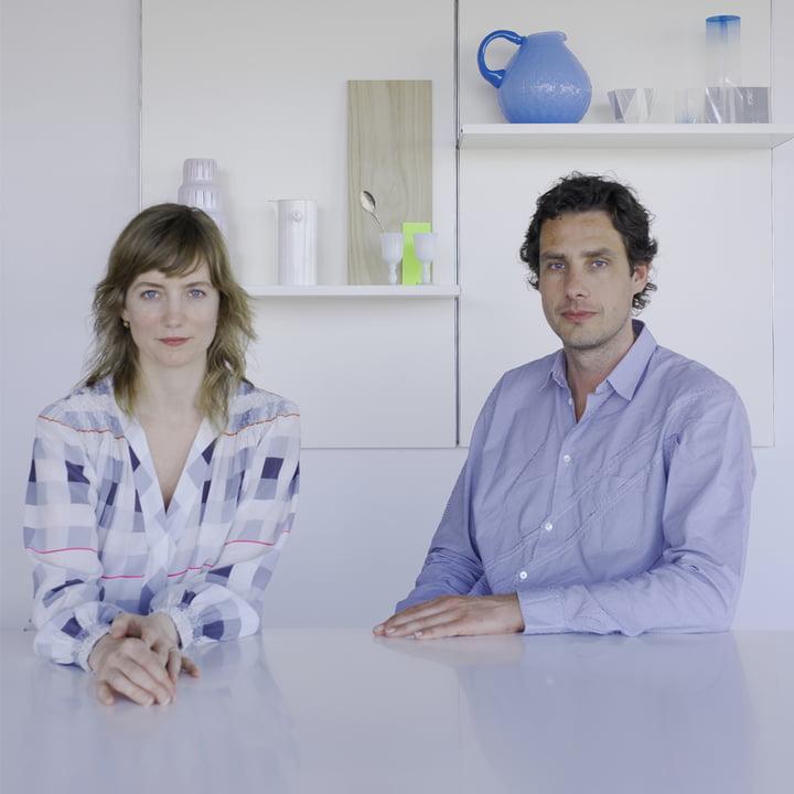 Von Farben, der Liebe und warum gutes Design Zeit braucht: Carole Baijings von Scholten & Baijings im Interview