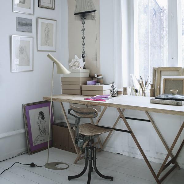 stil wohnzimmer interieur gegensatze, retro-möbel: wohnen im stil der 60er | connox.ch, Ideen entwickeln