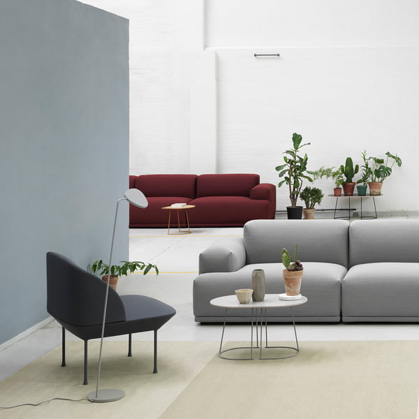 Muuto - Oslo Lounge-Chair