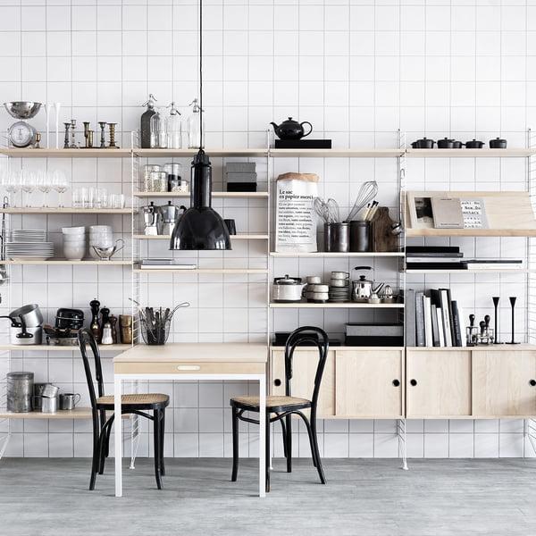 Kleine Küche einrichten | connox.ch