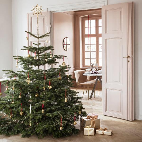 Ideen Weihnachtsbaum Schmücken.Weihnachtsbaum Deko Kreative Ideen Und Tipps Connox Ch