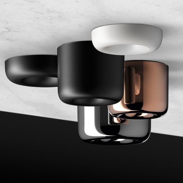 Cavity LED-Deckenspot von serien.lighting